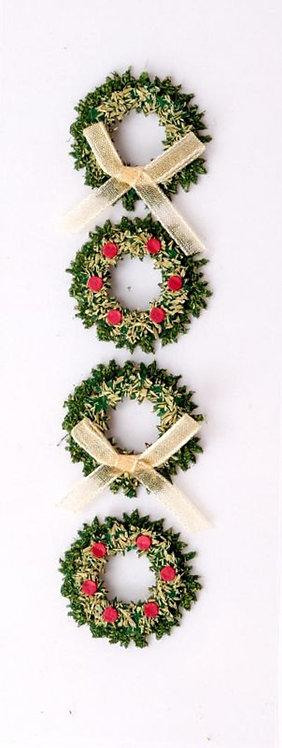 Little B - Boxwood Wreaths