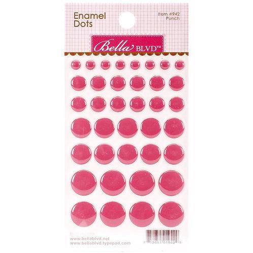 Enamel Stickers