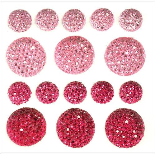 Sparklets Rhinestone Clusters