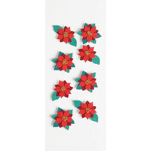 Little B -Holiday Poinsettias