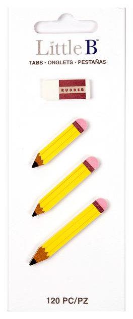 Little B - School Stationery Tabs