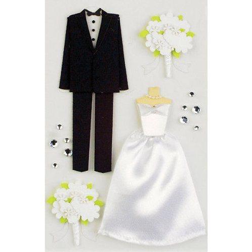 Little B - Wedding Bride & Groom