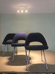 Eero Saarinen Conference Chair no. 72 Knoll International