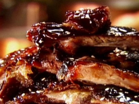 The easiest spare ribs ever