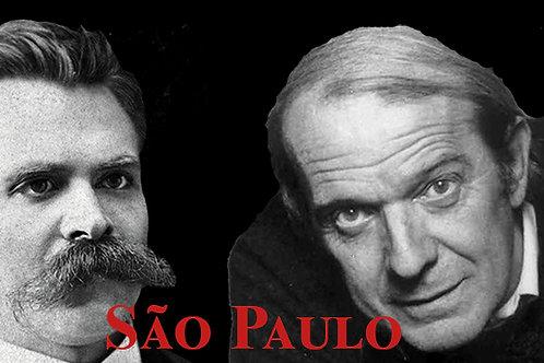 """SP Curso: """"A Grande Saúde: Nietzsche e Deleuze"""""""