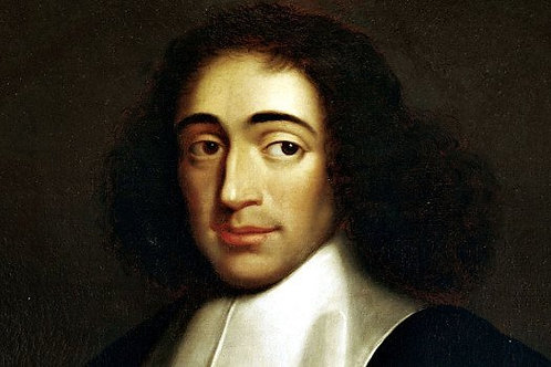 """RJ """"Spinoza: Filosofia prática"""" (c/desc*)"""