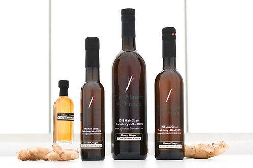 Honey-Ginger White Balsamic Vinegar