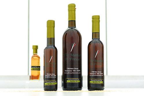 Dark Toasted Sesame Olive Oil