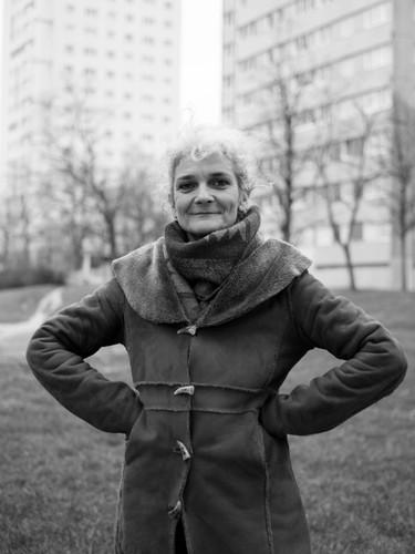 Les Clameuses, Clichy sous bois, 2020