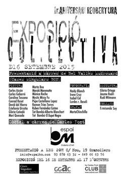 Exhibition Espai BM