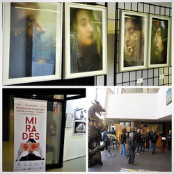 Exhibition Photo Festival Mirades2, Giro