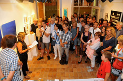 Opening party in Espai BM - 16 September