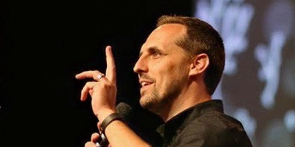 Keynote speaker | Matt Tickner