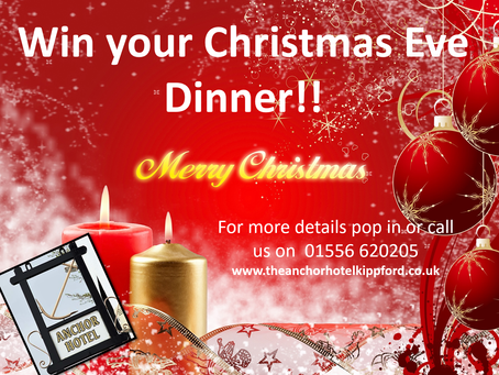 Christmas Eve - Win Your Meal