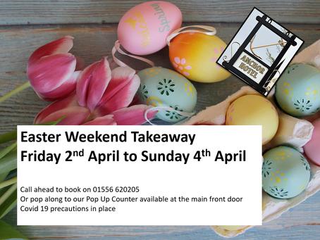 Easter Takeaways