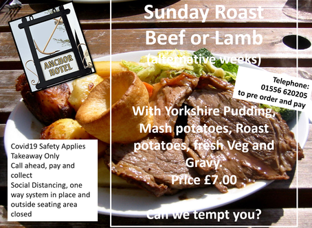 Who doesn't love a Sunday Roast?