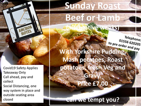 Who doesn't love a Sunday Roast?