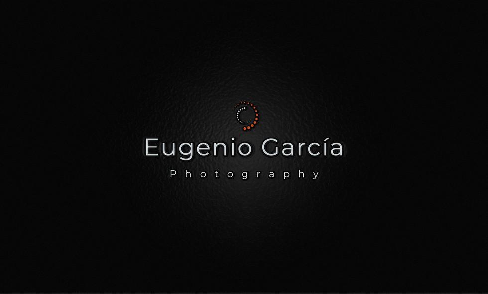 Logo Eugenio García plastificado con res