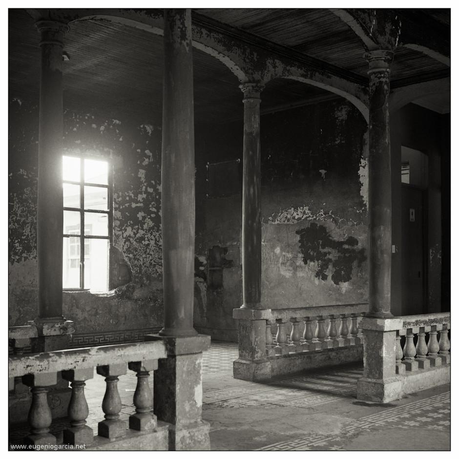 Sanatorium. Tierra Blanca, 2012