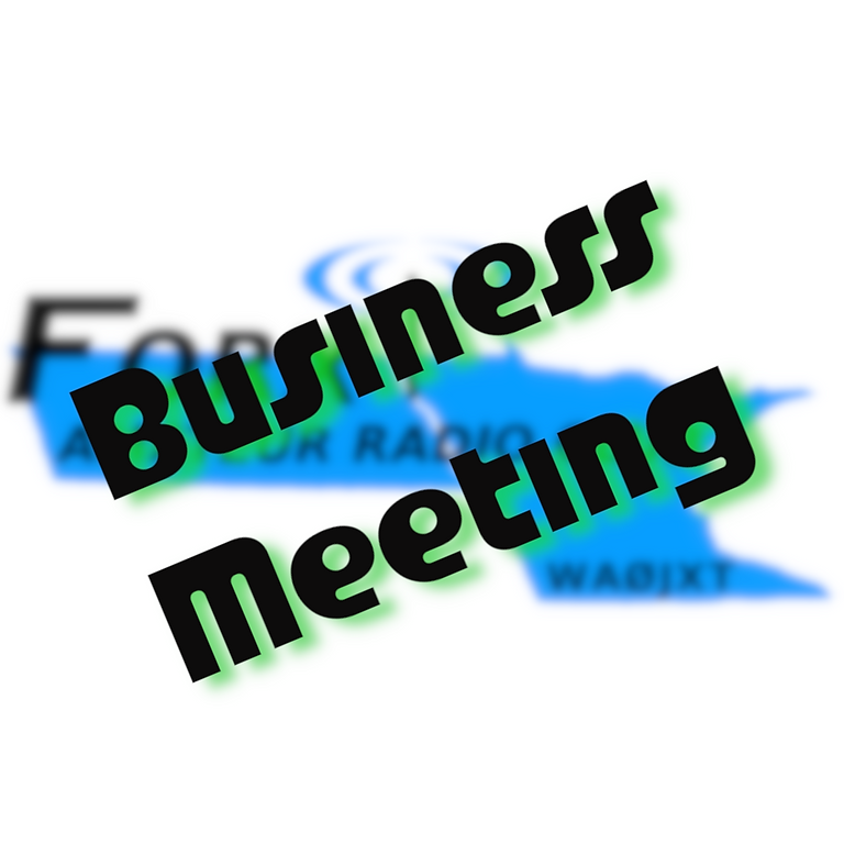 Business Meeting - Testing Session