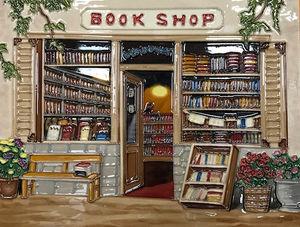 book sellers near me