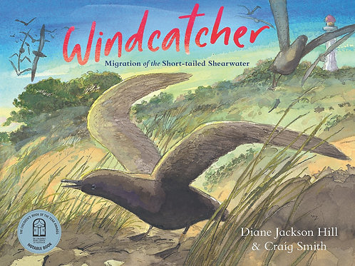 Windcatcher by Diane Jackson Hill, illustrated by Craig Smith