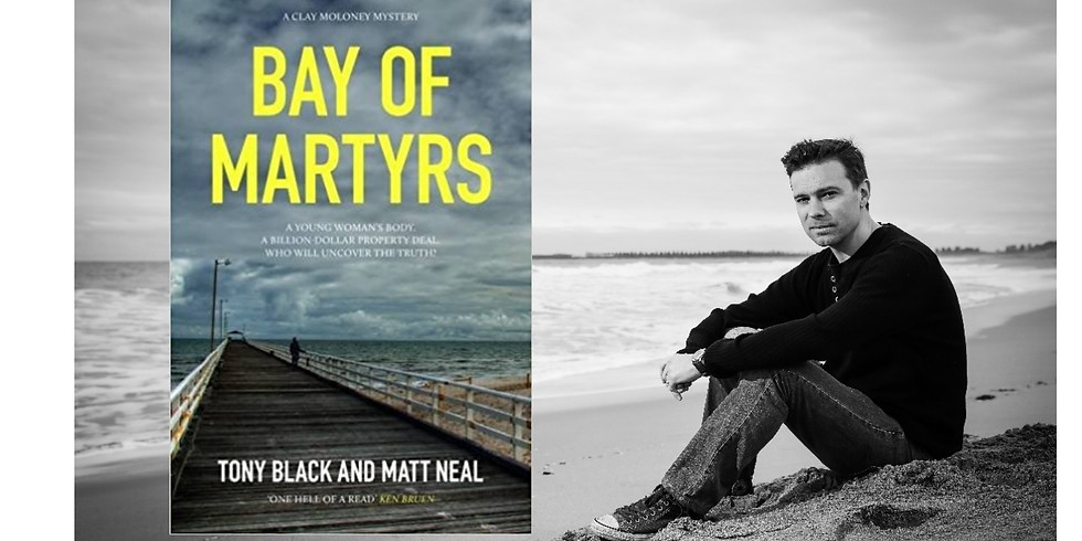 Book Launch: Bay of Martyrs