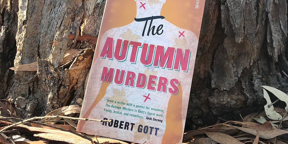 Book Talk - Robert Gott & Jock Serong