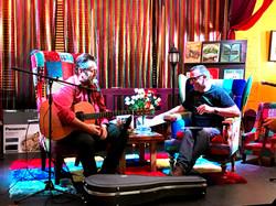 Mick Thomas & Jock Serong