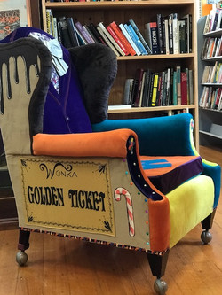 Willy Wonka Chair