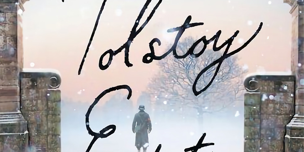 The Tolstoy Estate by Steven Conte LOCAL LAUNCH