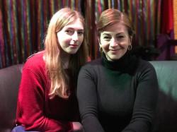 Rebekah Robertson & Georgie Stone