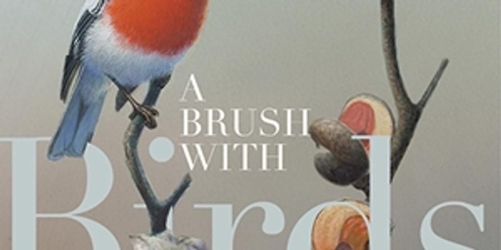 Richard Weatherly - A Brush with Birds