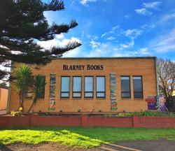 Blarney's facade
