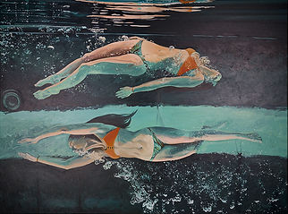 Swimming Girls - Its Sort of Complicated