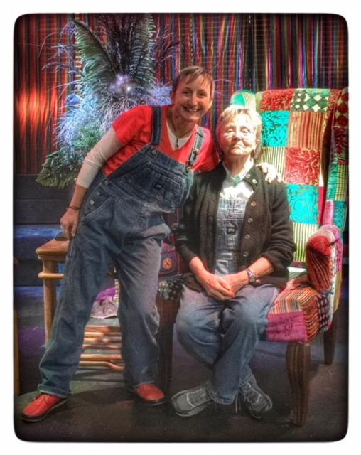 Helen Garner & Carol Altmann