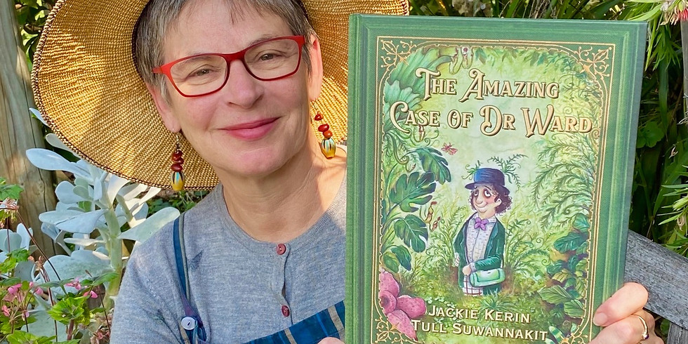 Short, Tall and True Stories by The Amazing Jackie Kerin!