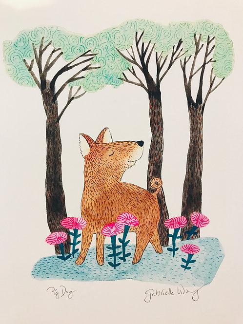 Pigdog by Gabrielle Wang