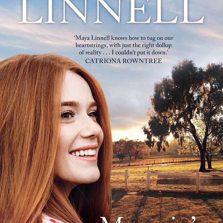 Launch - Magpie's Bend by Maya Linnell