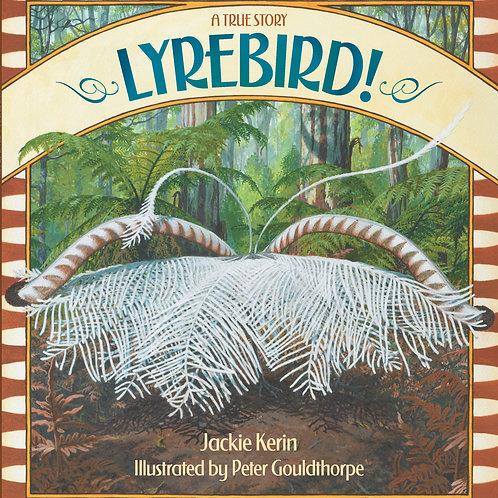 Lyrebird by Jackie Kerin