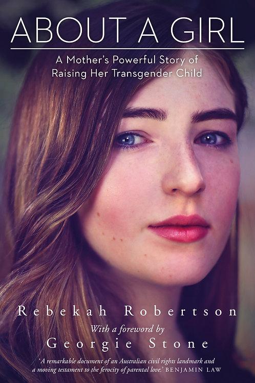 About a Girl by Rebekah Robertson