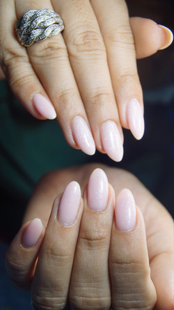 Russian Gel Manicure