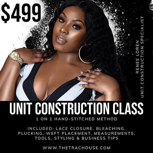 Unit Construction Class