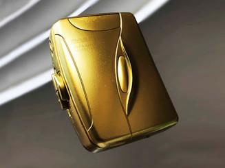 Golden Walkman