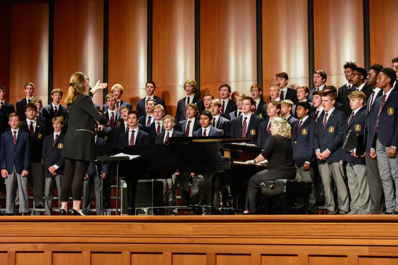 Avon Old Farms School Chorale