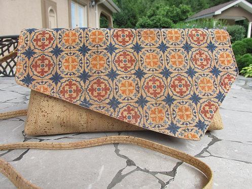 norway orange tile