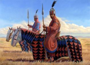 Knights of the Savanna