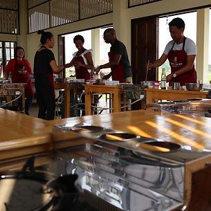 Bees Garden Cooking School Chiang Mai