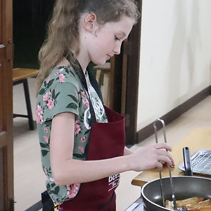 Bees Garden Cooking School