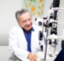 unidad laser cirugia oftalmologia doctor oscar albis
